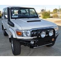 XROX BULLBAR TOYOTA L/CRUISER 70 SERIES 04/2007on