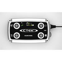 CTEK DC-DC DUAL INPUT BATTERY CHARGER