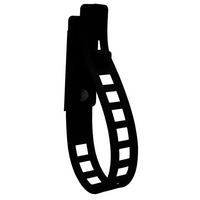 QUICK FIST RUBBER CLAMP LONG ARM 13 - 114MM