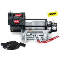 WARN TABOR 12V WIRE 4500KG WINCH