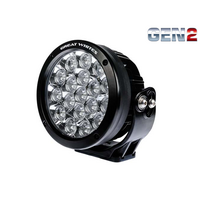GREAT WHITES GEN2 170 18 LED ROUND DRIVING LIGHT