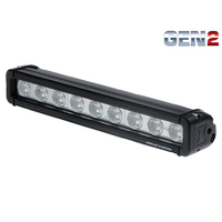 GREAT WHITES 9 LED GEN2 LOW MOUNT BAR DRIVING LIGHT
