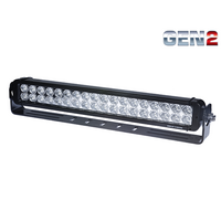 GREAT WHITES 36 LED GEN2 DUAL BAR DRIVING LIGHT