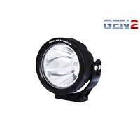GREAT WHITES 120 GEN2 LONG DISTANCE ROUND DRIVING LIGHT