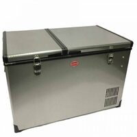 66L SNOMASTER EXPEDITION DOUBLE DOOR FRIDGE/FREEZER