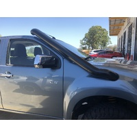 ORC STAINLESS SNORKEL - ISUZU DMAX/MUX (2012 - ON)