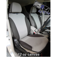 MSA SEAT COVERS - COMPLETE FR & 2ND ROW SET