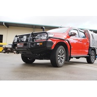 MAX GEN II ICON BULLBAR WITH LED FOGS - HOLDEN RG MKII COLORADO (07/16 on)