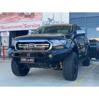 RIVAL ALLOY FRONT BUMPER TO SUIT FORD RANGER & EVEREST