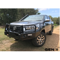 MAX GEN II BULL BAR - TOYOTA HILUX MY19 (07/2018 on)