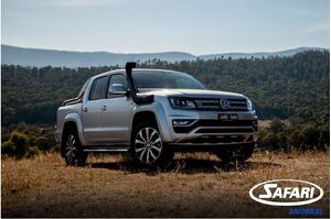 Safari Snorkel to suit Volkswagon Amarok V6 TDI550