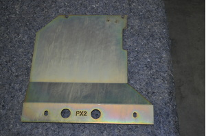 BASH PLATE 3MM - SUMP GUARD #SGPX2