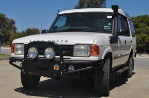 XROX COMP BULL BAR - LANDROVER DISCOVERY SERIES 1