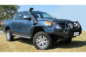 SAFARI SNORKEL TO SUIT MAZDA BT-50 08/11-2015 3.2LITRE-5CYL DIESEL