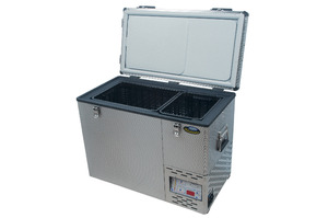 NATIONAL LUNA 52L WEEKENDER REFRIDGERATOR & FREEZER