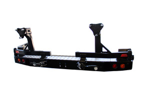 MCC DUAL WHEEL CARRIER - ISUZU D-MAX 2012-2015