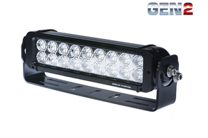 GREAT WHITES GEN2 18 LED GEN2 DUAL BAR DRIVING LIGHT