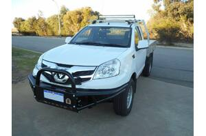 XROX COMP BULL BAR FOTON TUNLAND 4WD 01/2014 ON