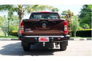 MCC REAR ROCKER BAR - NISSAN NAVARA NP300 2015ON