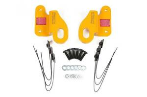 ROADSAFE HEAVY DUTY RECOVERY POINT KIT FOR MITSUBISHI TRITON ML/MN