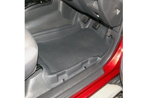 Sandgrabbas Floor Mat - Front & Rear Set