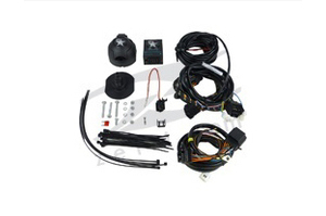 Zetti Towing Harness Toyota Prado 11/09 ON with ECM