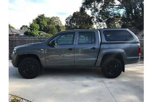 MEAN MOTHER C/LOCK CANOPY POP/POP - AMAROK 2011 ON (COLOUR CODED)