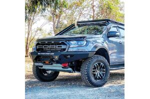 Off Road Animal Predator Bull bar, Ford Ranger Raptor, 2018 on