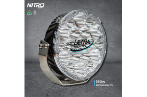 ULTRA VISION- NITRO MAXX 180W LED DRIVING LIGHT - COMBO 5700K
