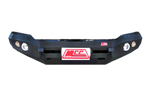 MCC ROCKER FRONT BAR WITH FOGS (NO PLATES) FOR TOYOTA LAND CRUISER PRADO 150 SERIES 2018 ON