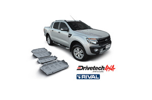 RIVAL UNDER BODY TRANSFER PLATE  - PX/PXII RANGER & BT50 B32P