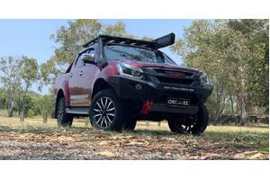 OFF ROAD ANIMAL PREDATOR BULL BAR TO SUIT ISUZU DMAX 2017-2019