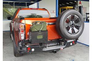 MCC REAR WHEEL CARRIER - ISUZU DMAX 2020 ON