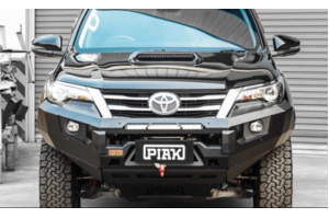 PIAK ELITE NON LOOP W/ BLACK TOW POINTS & BLACK UBP - TOYOTA FORTUNER 2015 ON