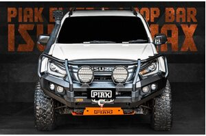 PIAK ISUZU DMAX 17-20  ELITE POST BAR ORANGE TOW POINTS