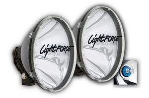 LIGHTFORCE BLITZ 240MM DRIVING LIGHTS